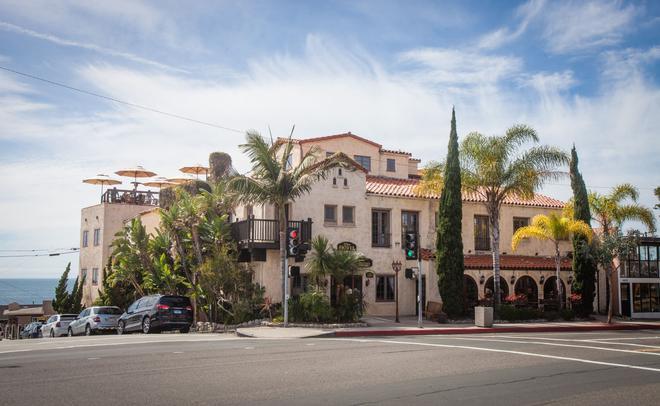 La Casa del Camino - Laguna Beach - Edificio