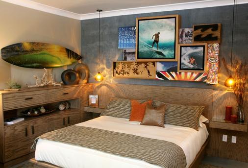 La Casa del Camino - Laguna Beach - Phòng ngủ