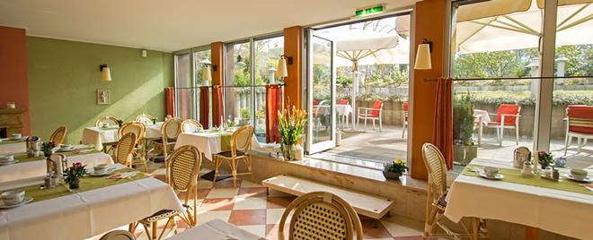 Michels Apart Hotel Berlin - Βερολίνο - Εστιατόριο
