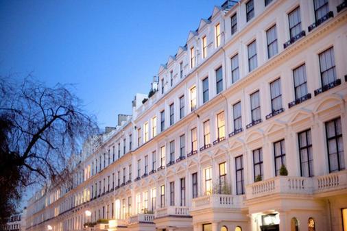 克里夫蘭酒店 - 倫敦 - 建築