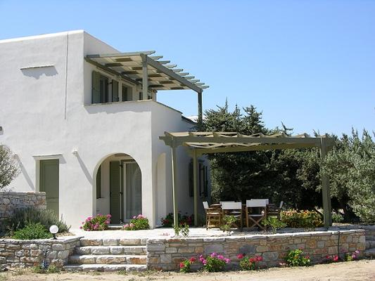 Kedros Villas - Agios Prokopios - Edificio