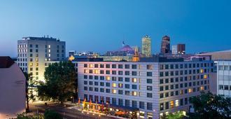 Maritim Hotel Berlin - Berliini - Rakennus