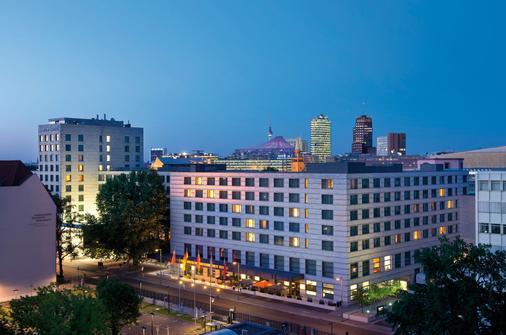 Maritim Hotel Berlin - Βερολίνο - Κτίριο