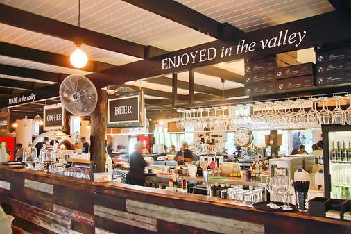 Brenaissance Wine and Stud Estate - Stellenbosch - Bar