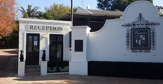 Brenaissance Wine and Stud Estate - Stellenbosch - Toà nhà
