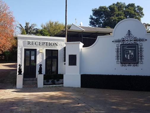 Brenaissance Wine and Stud Estate - Stellenbosch - Building