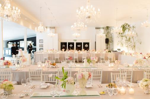 Brenaissance Wine and Stud Estate - Stellenbosch - Banquet hall