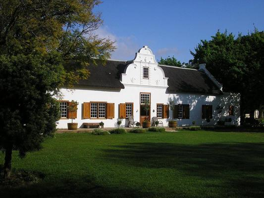 Montpellier Wine Estate - Tulbagh - Building