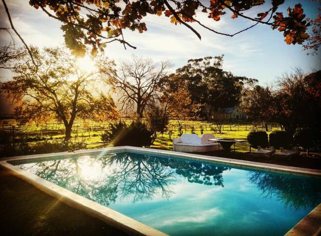 Montpellier Wine Estate - Tulbagh - Pool