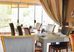 韋斯利酒店 - 桑頓 - 約翰內斯堡 - 餐廳