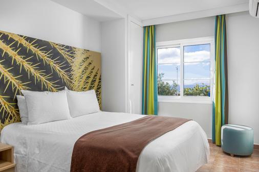太陽花園酒店 - 雅伊薩 - 普拉亞布蘭卡 - 臥室
