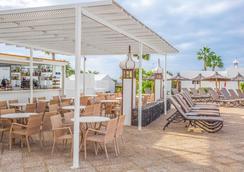 太陽花園酒店 - 雅伊薩 - 普拉亞布蘭卡 - 餐廳