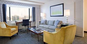State Plaza Hotel - Washington, D.C. - Vardagsrum