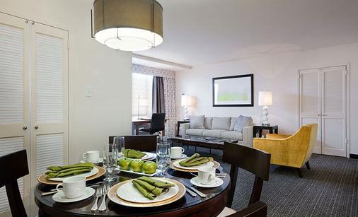 State Plaza Hotel - Washington - Dining room