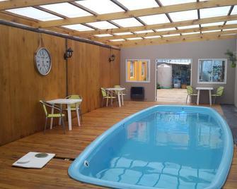 Hotel Gran Continente - San Clemente del Tuyú - Zwembad