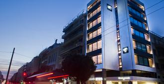 Nlh Fix - Neighborhood Lifestyle Hotels - Athens - Building