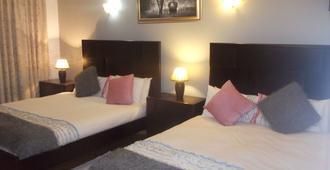 Mbalentle - Kapstadt - Schlafzimmer