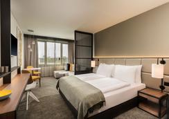 Adina Apartment Hotel Frankfurt Westend - Francoforte - Camera da letto