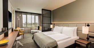 Adina Apartment Hotel Frankfurt Westend - Frankfurt - Sovrum