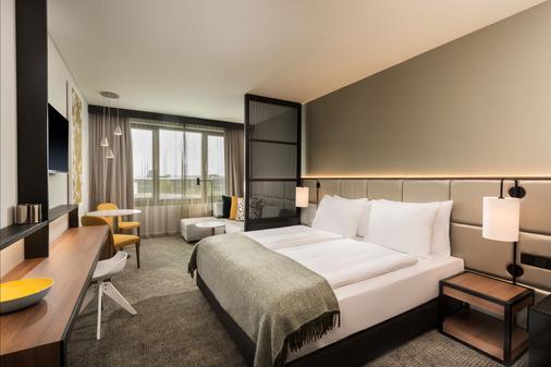 Adina Apartment Hotel Frankfurt Westend - Frankfurt am Main - Bedroom