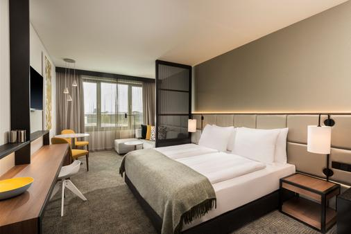 Adina Apartment Hotel Frankfurt Westend - Φρανκφούρτη - Κρεβατοκάμαρα