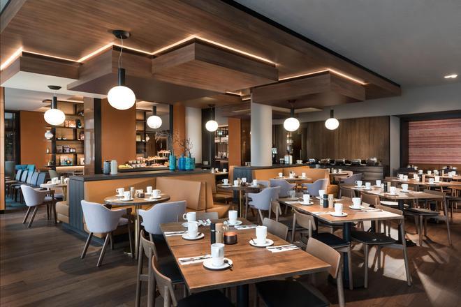 Adina Apartment Hotel Frankfurt Westend - Francoforte - Ristorante