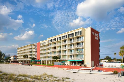 艾蘭德海灘度假酒店 - 金銀島 - 金銀島 - 建築
