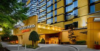 Courtyard by Marriott Atlanta Buckhead - Atlanta - Rakennus