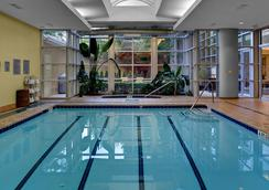 Courtyard by Marriott Atlanta Buckhead - Atlanta - Uima-allas