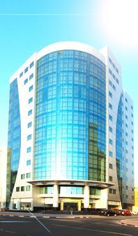 Golden Ocean Hotel - Ντόχα - Κτίριο