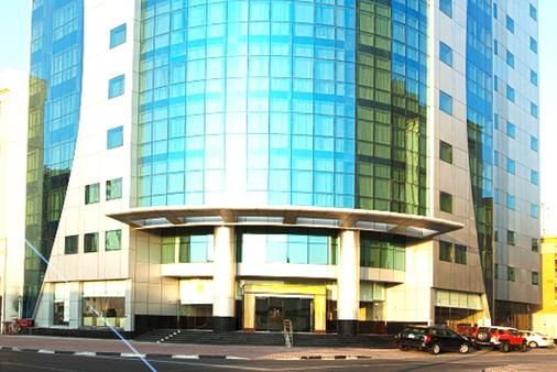 Golden Ocean Hotel - Doha - Building