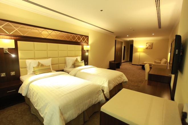 Golden Ocean Hotel - Doha - Bedroom