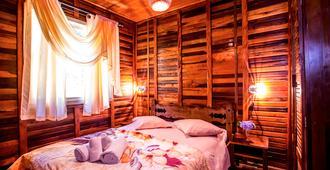 Hotel Fazenda Floresta Negra - Monte Verde - Bedroom