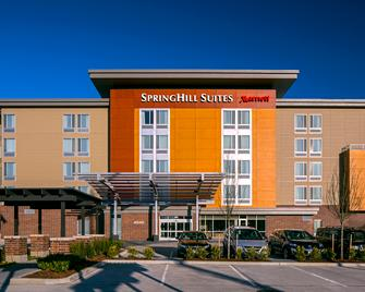 SpringHill Suites by Marriott Bellingham - Bellingham - Building
