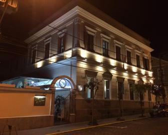 Hotel São Paulo - Nova Friburgo - Building