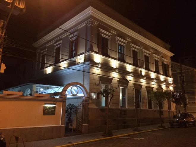 Hotel Sao Paulo - Nueva Friburgo - Edificio