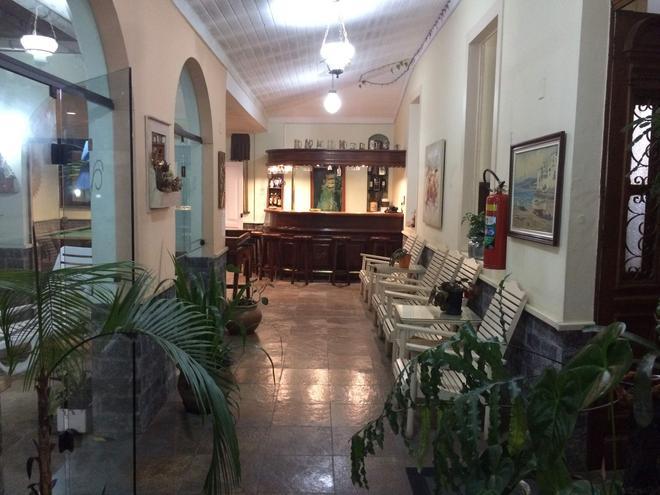 Hotel Sao Paulo - Nueva Friburgo - Balcón