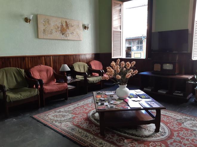 Hotel Sao Paulo - Nueva Friburgo - Sala de estar