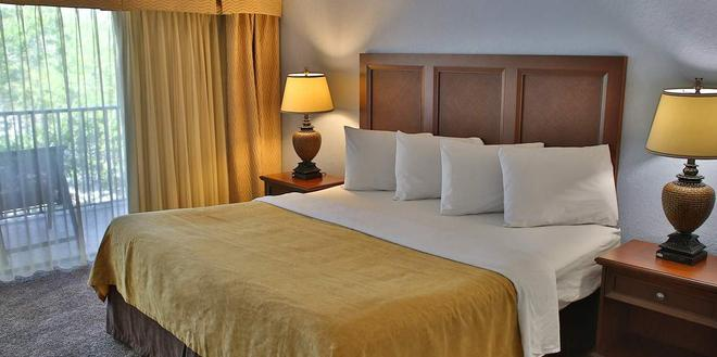 Coconut Cove All-Suite Hotel - Clearwater Beach - Κρεβατοκάμαρα