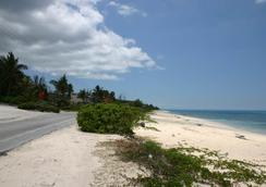 Orange Hill Beach Inn - Nassau - Beach