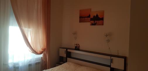 Apartment ES on Kolomenskay - Saint Petersburg - Bedroom