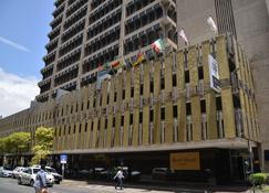 Reef Hotel - Johanesburgo - Edificio