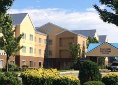 Fairfield Inn & Suites by Marriott Salt Lake City Airport - Salt Lake City - Building