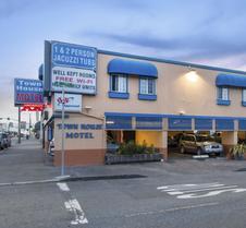Eureka Town House Motel - Historic Old Town