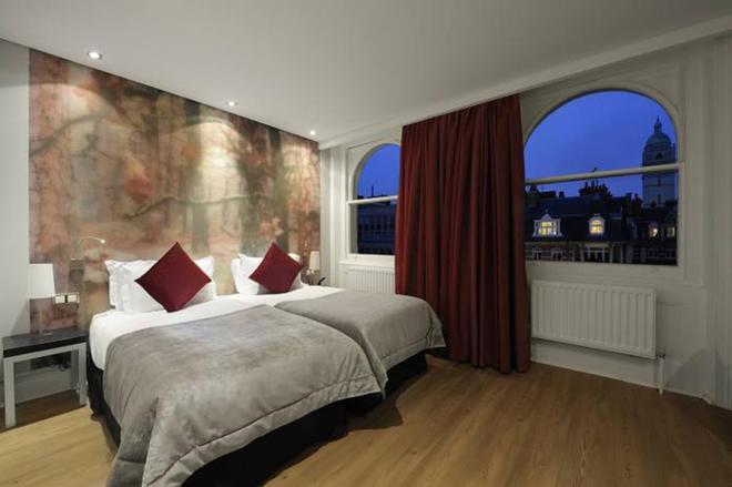 The Queen's Gate Hotel - London - Bedroom