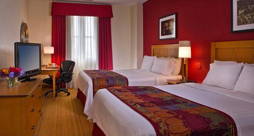 Residence Inn by Marriott Washington DC Capitol - Washington - Bedroom