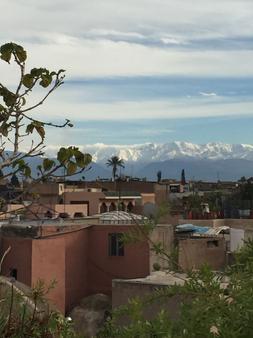 里亞德沙尼瑪水療庭院旅館 - 馬拉喀什 - 馬拉喀什 - 室外景