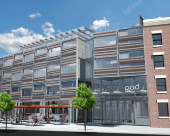 Pod Brooklyn - Brooklyn - Edificio