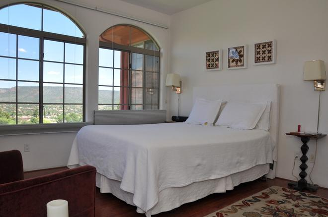 The Penrose Bed and Breakfast - Sedona - Bedroom