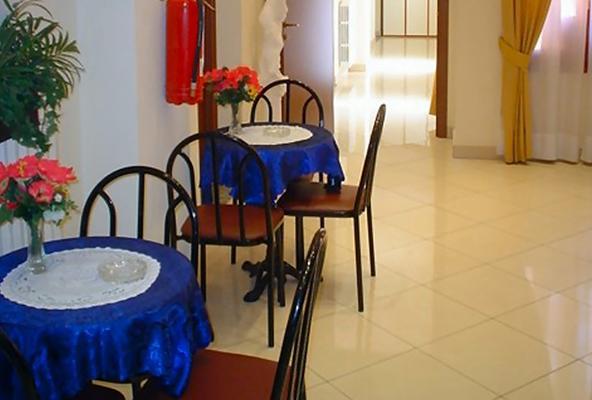 Hotel Greco - Milan - Phòng ăn